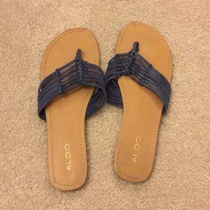 Aldo flat sandals